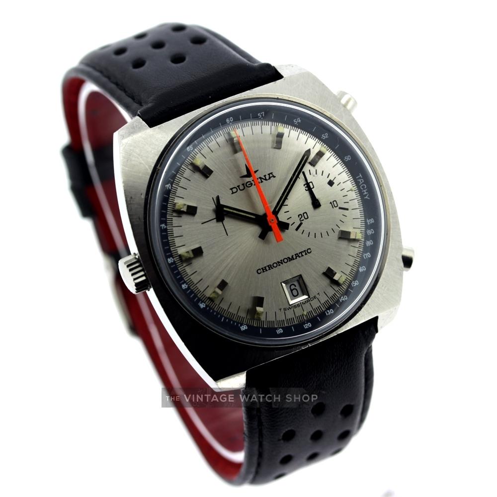 DUGENA Chronograph Watch